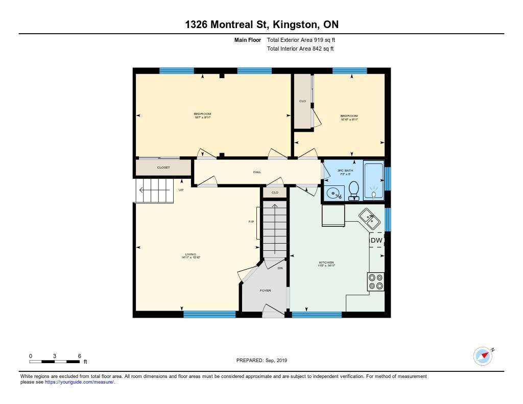 1326 Montreal Street, Kingston, Ontario (ID K19006178)