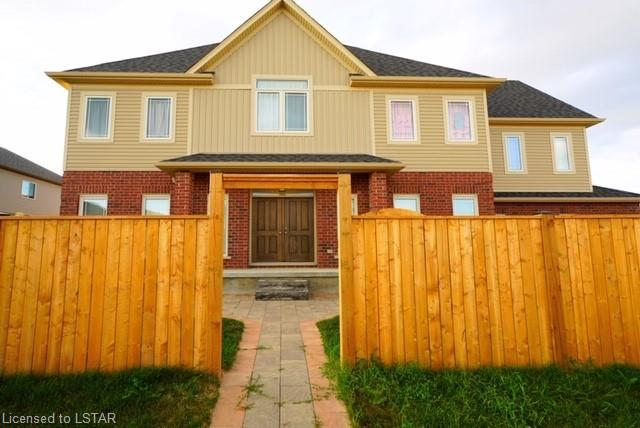 3353 LISMER Way, London, Ontario (ID 215795)