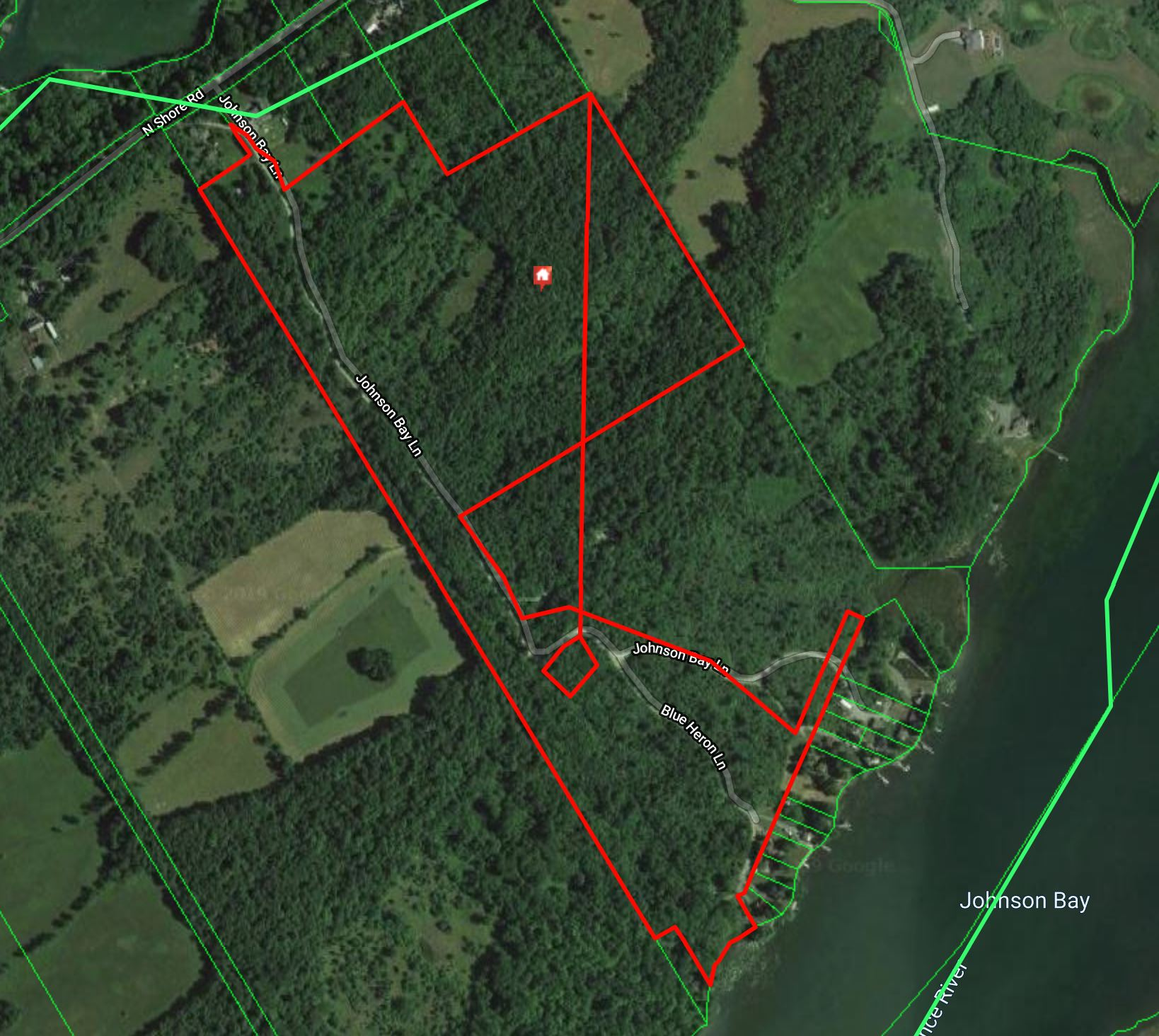 00 Johnson Bay Lane, Howe Island, Ontario (ID K19002222)