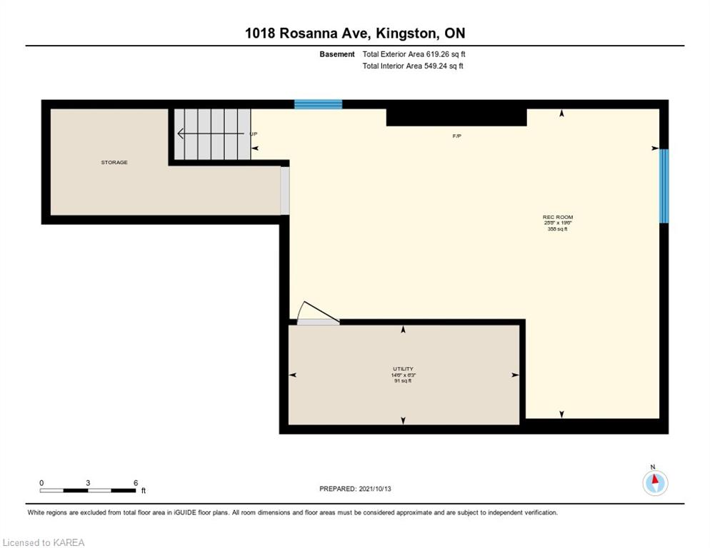 1018 ROSANNA Avenue, Kingston, Ontario (ID 40176391)