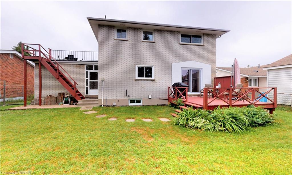 9 BORGE Avenue, North Bay, Ontario (ID 276781)