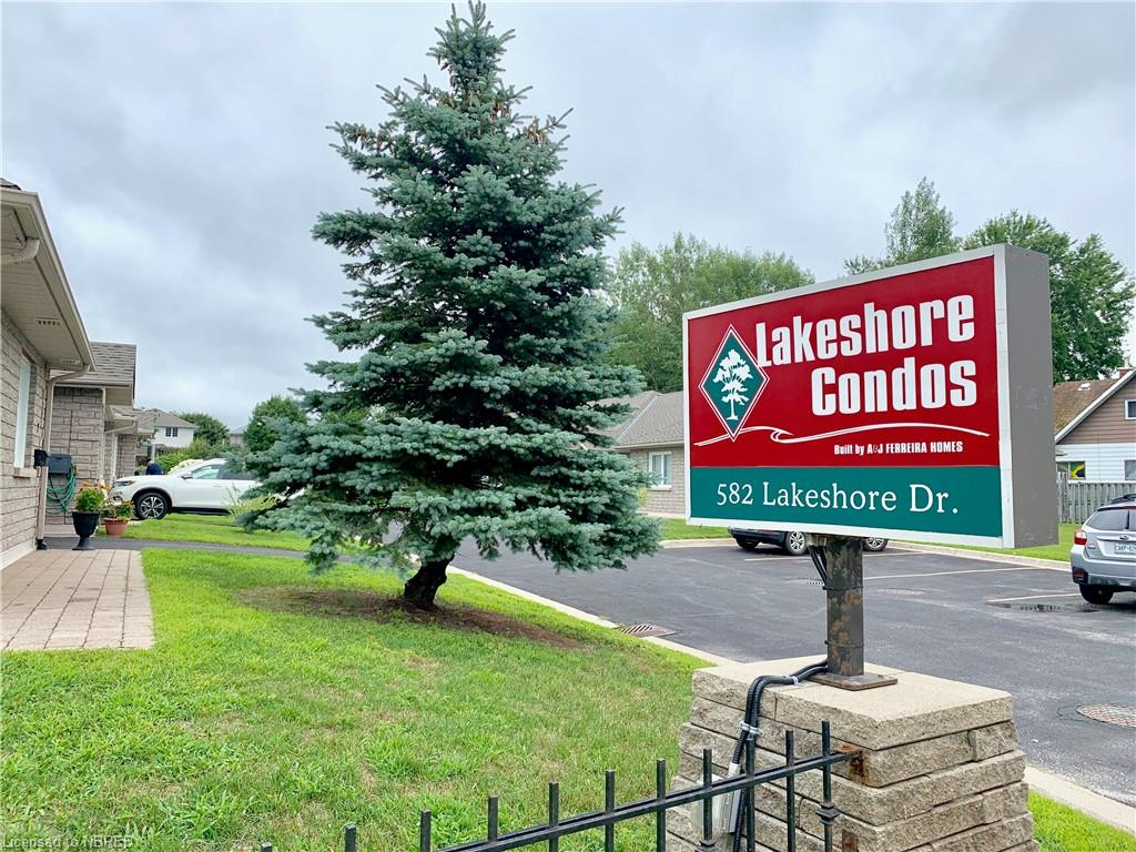 582 LAKESHORE Drive Unit# 7, North Bay, Ontario (ID 278118)
