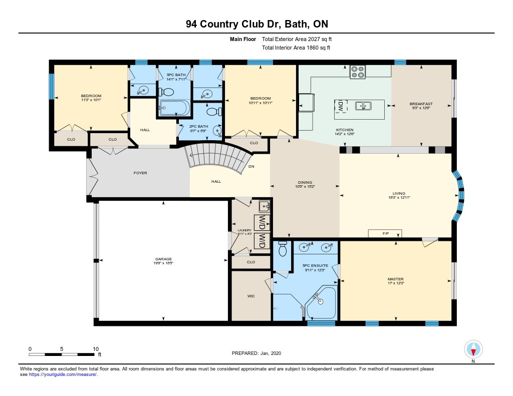 94 Country Club Drive, Bath, Ontario (ID K20000305)