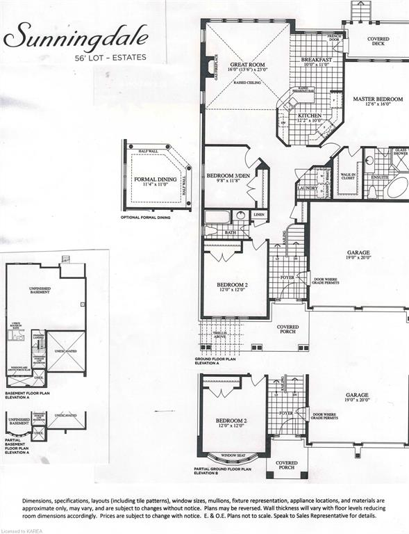 100 (LOT 32) GREENHAVEN Court, Bath, Ontario (ID K21003325)