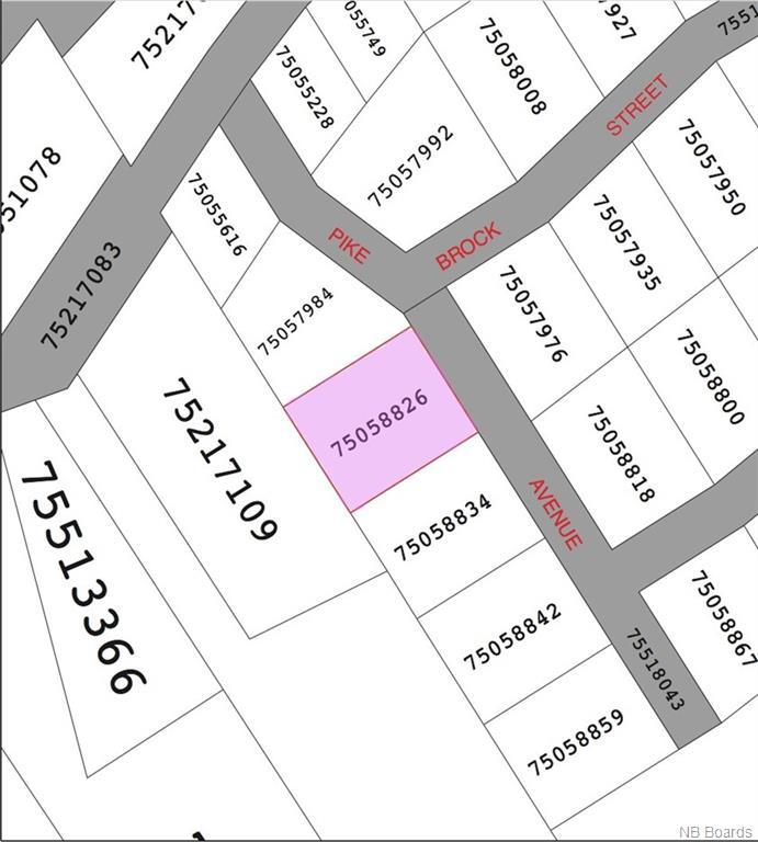 Lot 29 Pike Avenue, Kingsclear, New Brunswick (ID NB046436)