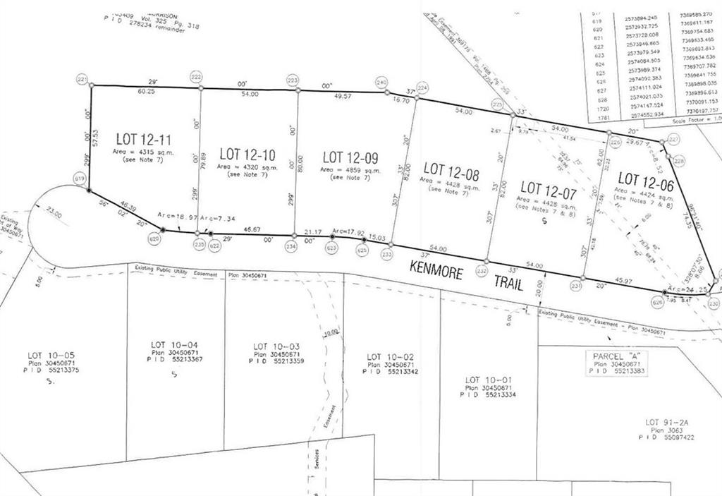 LOT 10-1 Kenmore Trail, West Quaco, New Brunswick (ID SJ180587)