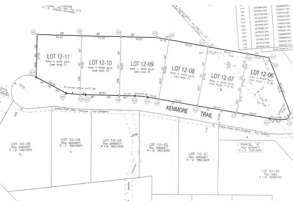 LOT 12-06 Kenmore Trail, West Quaco, New Brunswick (ID SJ180612)