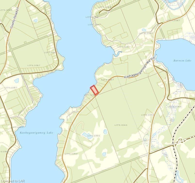 3373 KASHAGAWIGAMOG LAKE Road, Haliburton, Ontario (ID 40152459)