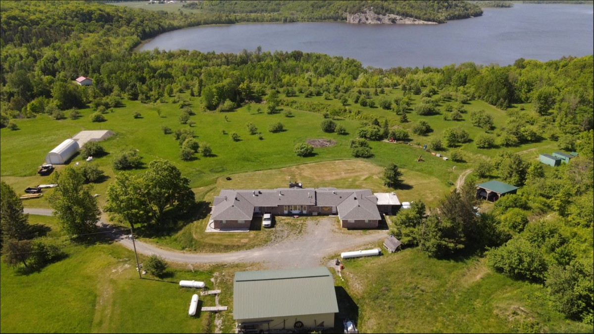 Gordon Lake Ontario, Bruce Mines, Ontario (ID GORDON LAKE PARADISE with AVIA)