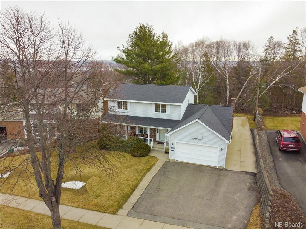 483 Mansfield Street, Fredericton, New Brunswick (ID NB055613)