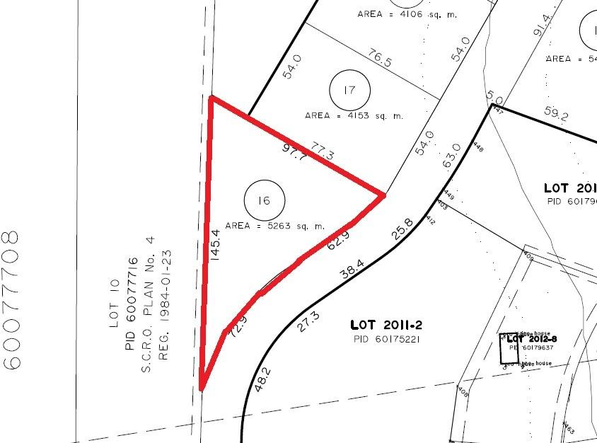 LOT 16 Malbec Lane, Noonan, New Brunswick (ID 06387531G)