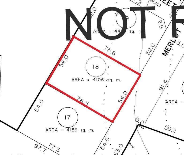 LOT 18 Malbec Lane, Noonan, New Brunswick (ID 06387531C)