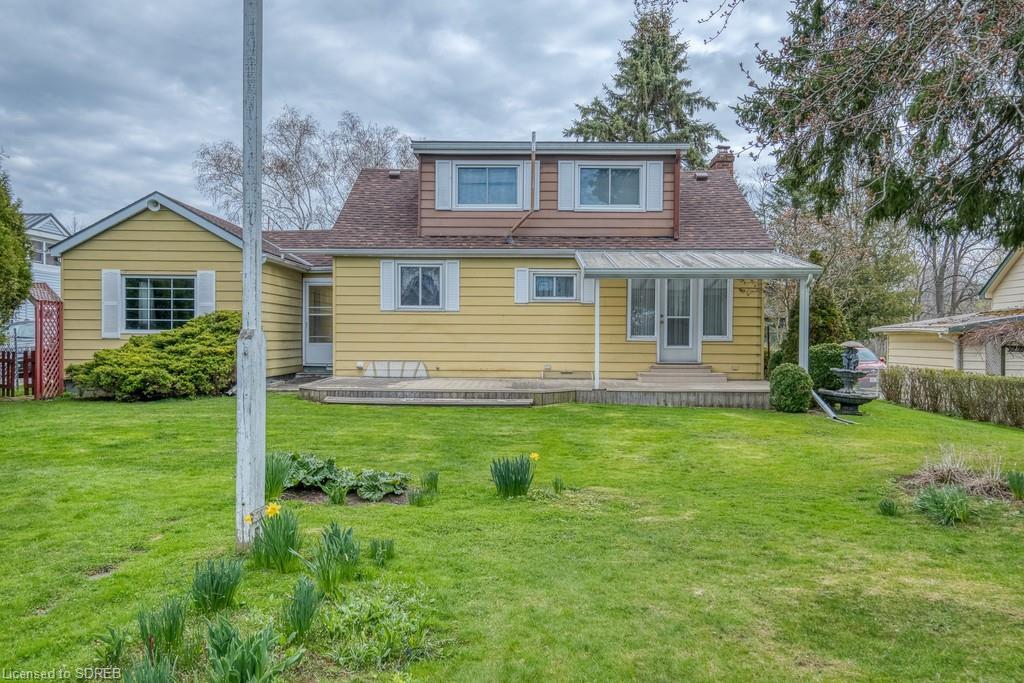 23 AMOR Street, Port Dover, Ontario (ID 40095237)