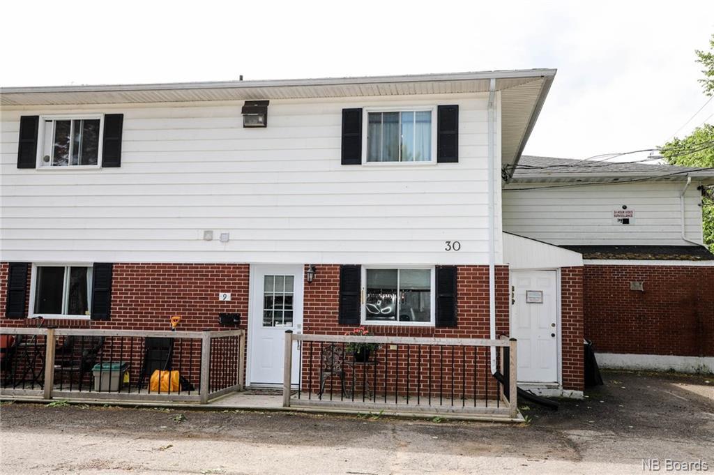 30 Hachey Avenue Unit# 9, Fredericton, New Brunswick (ID NB044660)