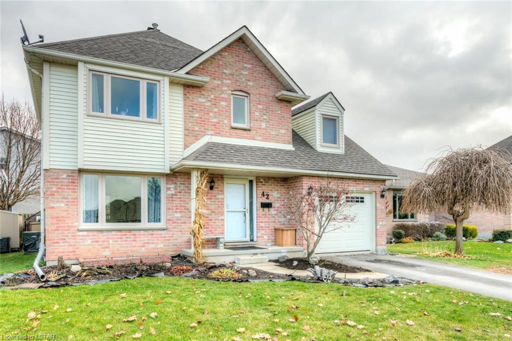 42 CAVANAUGH Crescent, St. Thomas, Ontario (ID 235630)