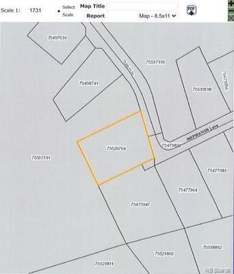 Lot 17-08 Inspiration Lane, Penniac, New Brunswick (ID NB049915)