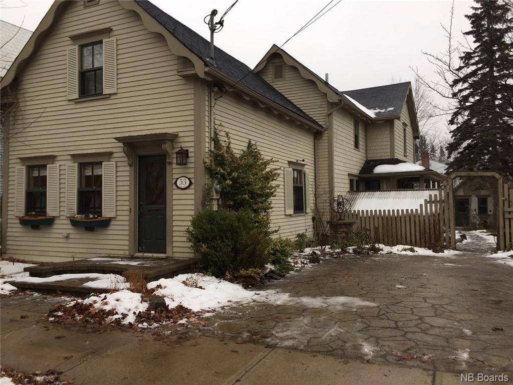 53 Shore Street, Fredericton, New Brunswick (ID NB038038)