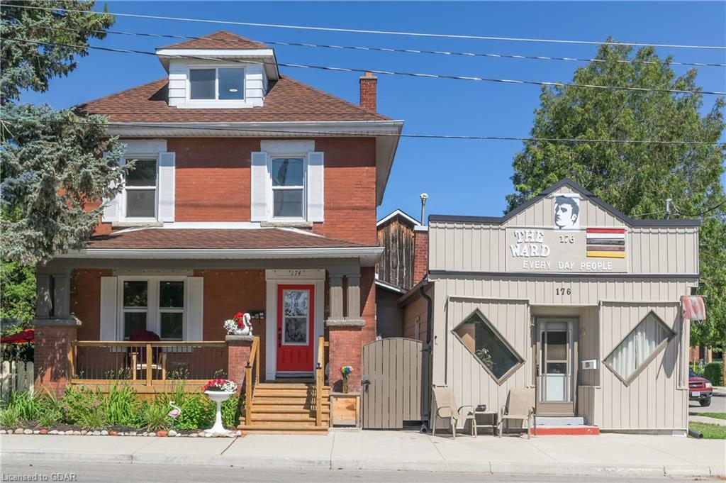 174 ALICE Street, Guelph, Ontario (ID 40132317)