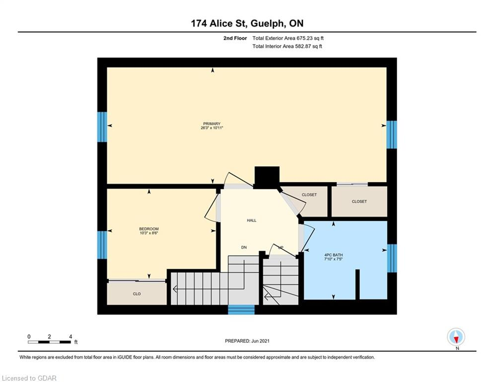 174 ALICE Street, Guelph, Ontario (ID 40132317) - image 46