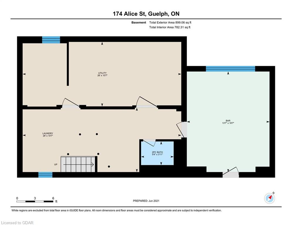 174 ALICE Street, Guelph, Ontario (ID 40132317) - image 48