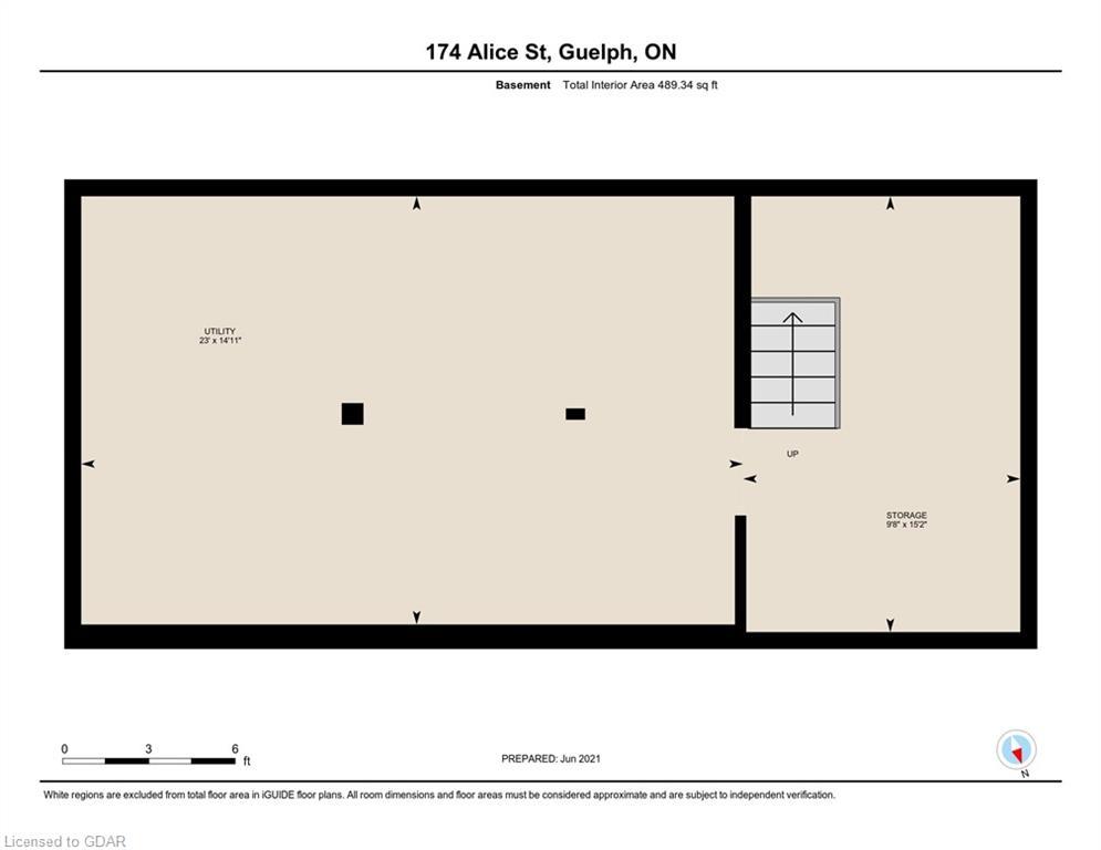 174 ALICE Street, Guelph, Ontario (ID 40132317) - image 50