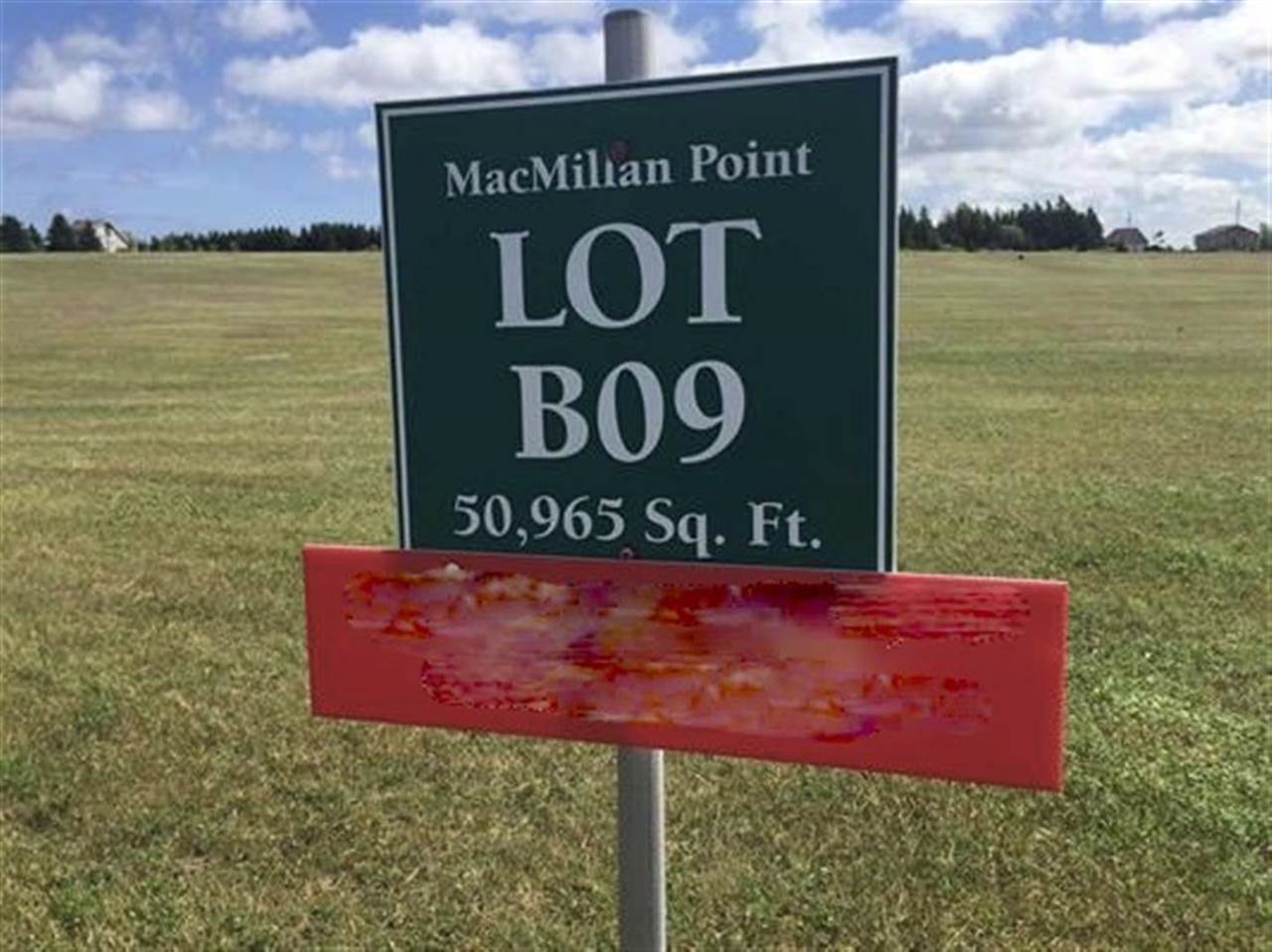 Lot 14B MacMillan Point Road, West Covehead, Prince Edward Island (ID 201801447)