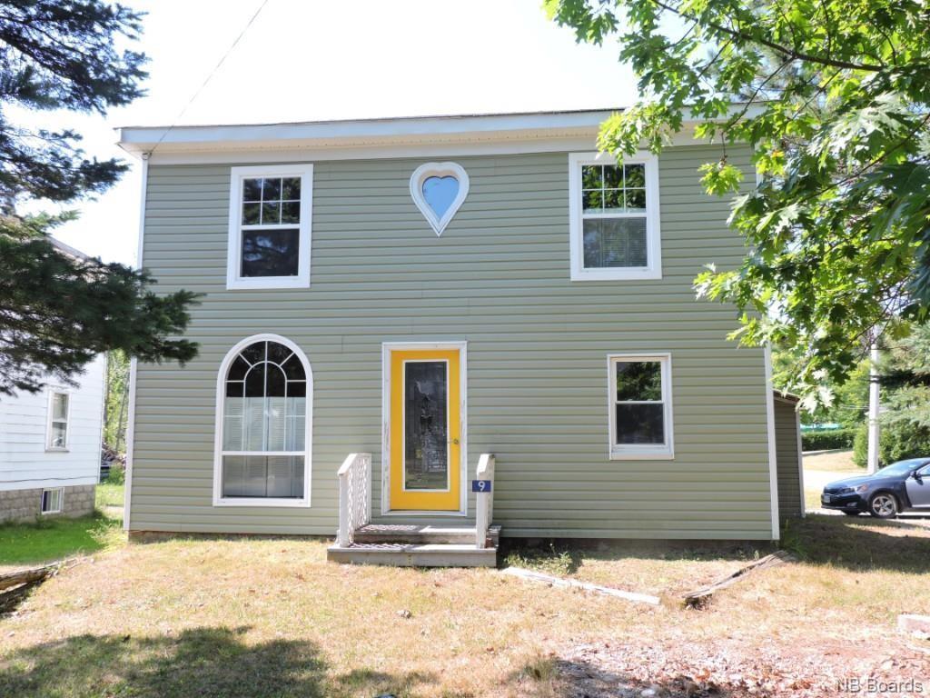 9 Poplar Street, Mcadam, New Brunswick (ID NB030623)