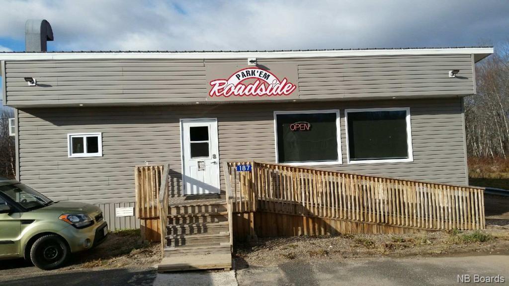 187 Saunders Road, Mcadam, New Brunswick (ID NB015595)