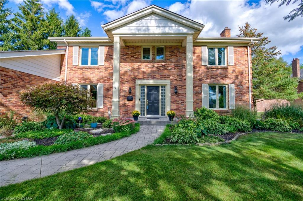 2 SUFFIELD Court, London, Ontario (ID 40161545)