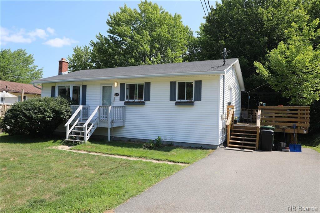 20 Sloat Street, Hanwell, New Brunswick (ID NB047127)