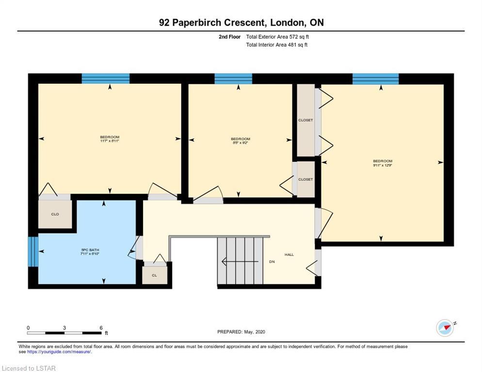 92 PAPERBIRCH Crescent, London, Ontario (ID 256947)