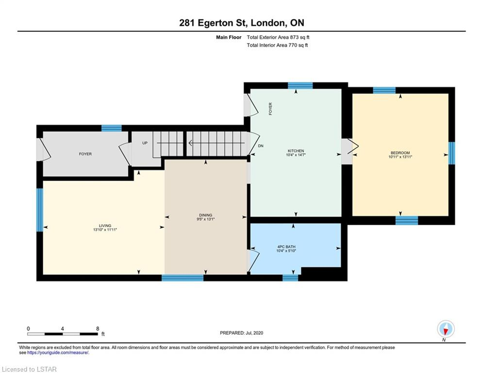 281 EGERTON Street, London, Ontario (ID 271119)