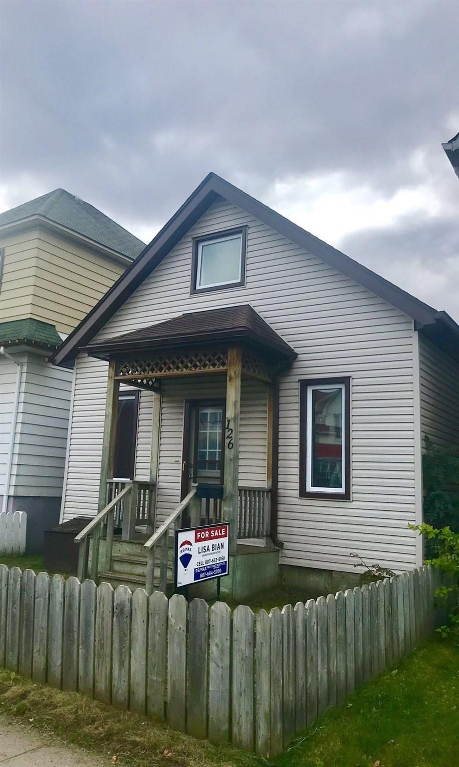126 Heron Street, Thunder Bay, Ontario (ID TB193343)