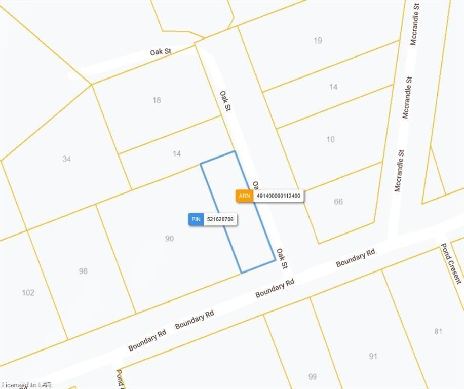 84 BOUNDARY Road, Novar, Ontario (ID 247564)