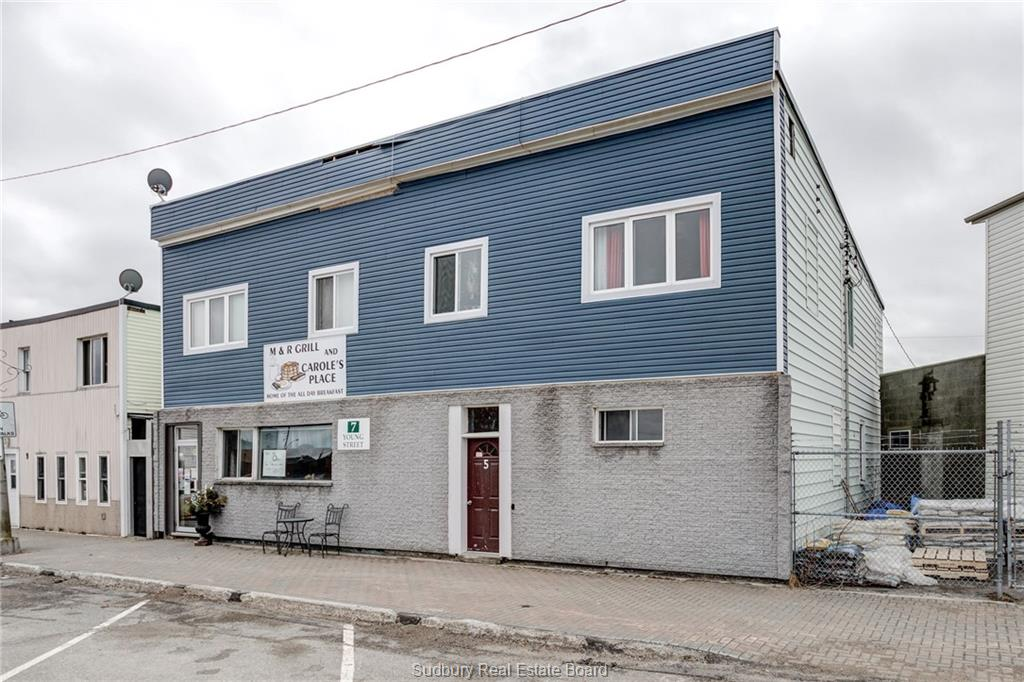 5-7 Young Street, Capreol, Ontario (ID 2094246)