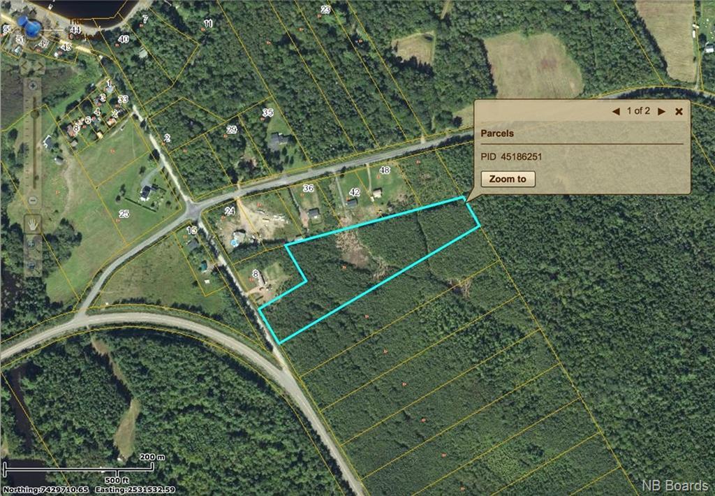 Lot 09-1 105 Route, Whites Cove, New Brunswick (ID NB019004)
