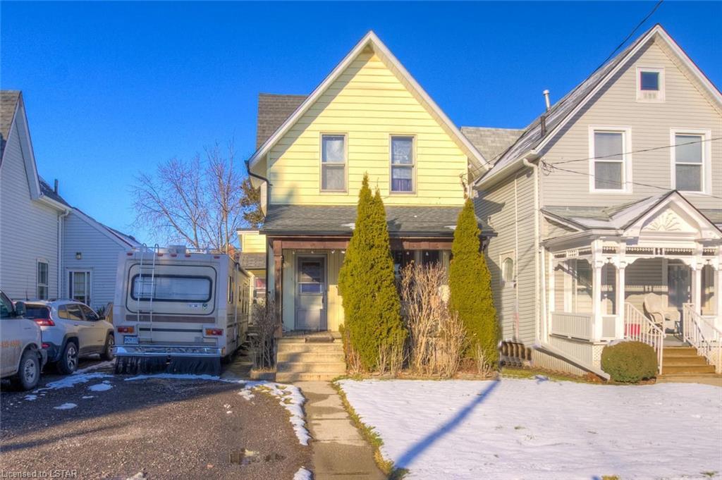 45 CURTIS Street, St. Thomas, Ontario (ID 238666)