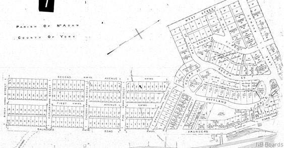 Lot # 144 Rockland Drive, Mcadam, New Brunswick (ID NB063513)