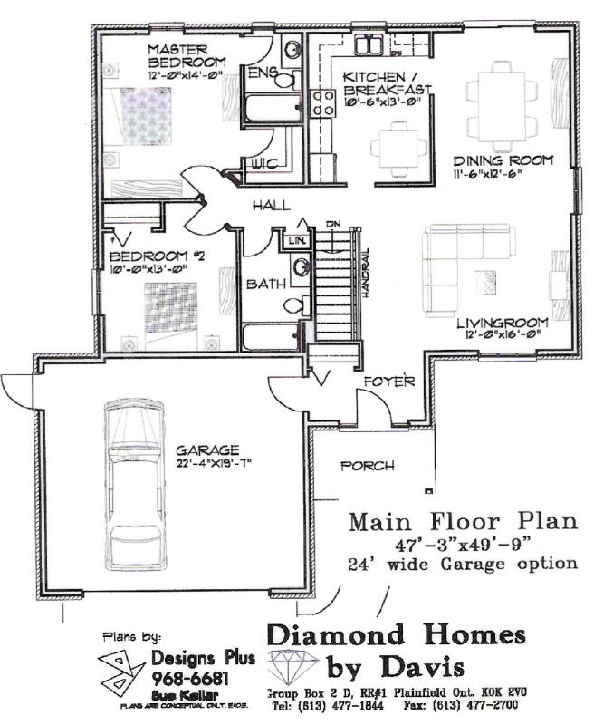 main floor plans