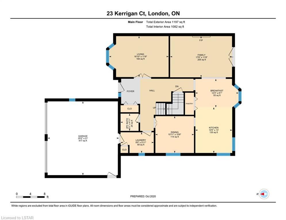 23 KERRIGAN Court, London, Ontario (ID 40041233)
