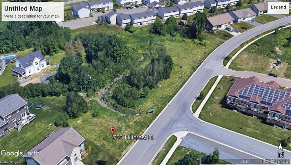 753 Hillcrest Drive, Fredericton, New Brunswick (ID NB041951)