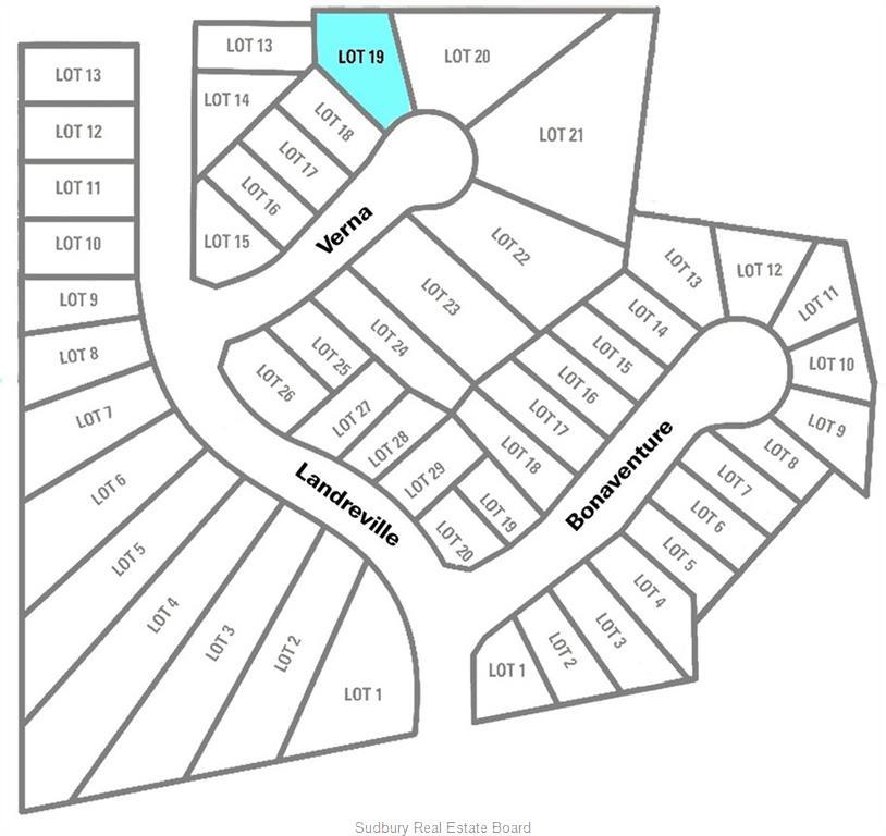 Lot 19 Verna, Sudbury, Ontario (ID 2090174)