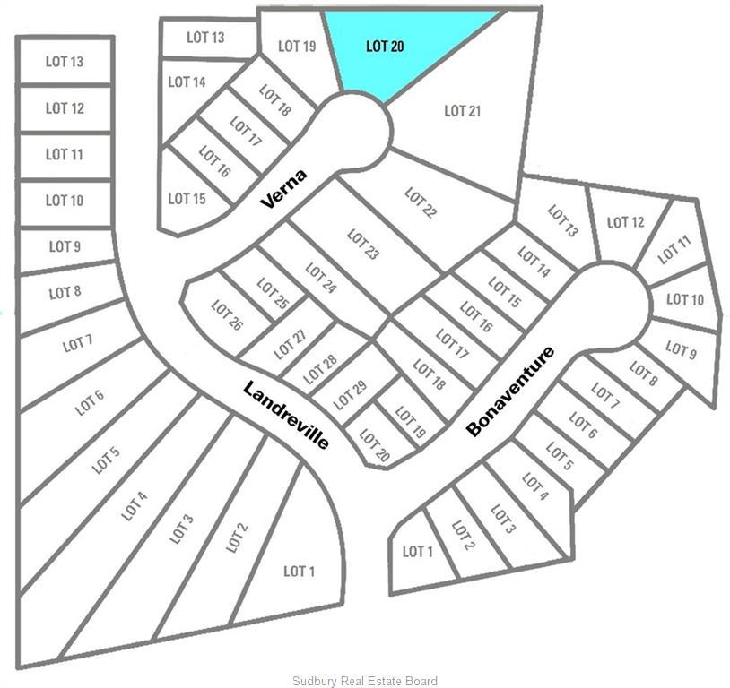 Lot 20 Verna, Sudbury, Ontario (ID 2090175)