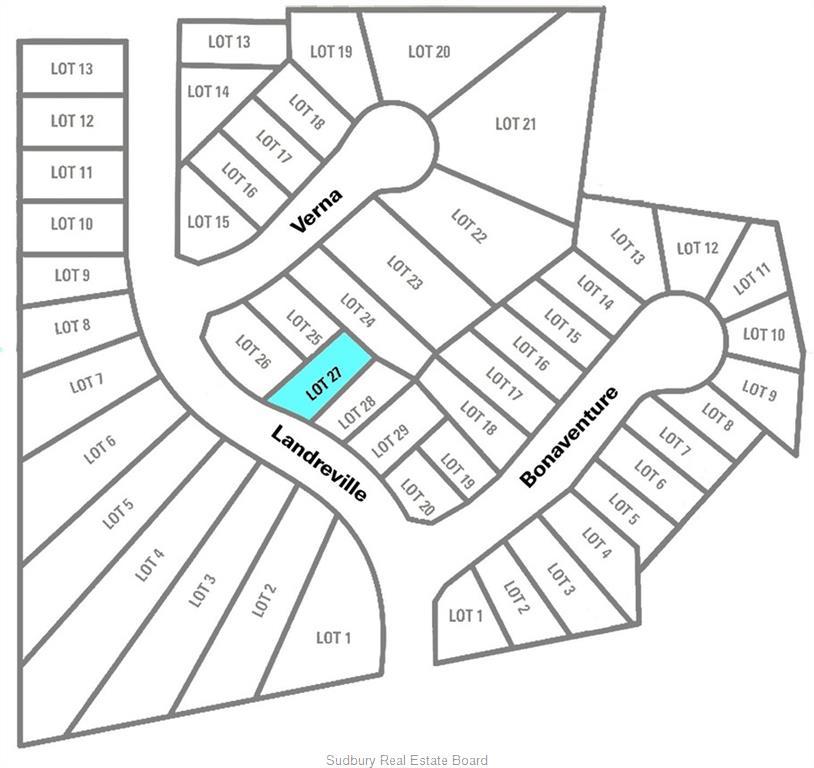 Lot 27 Landreville Drive, Sudbury, Ontario (ID 2091041)