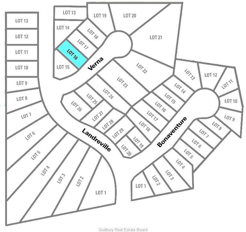 Lot 16 Verna, Sudbury, Ontario (ID 2091042)