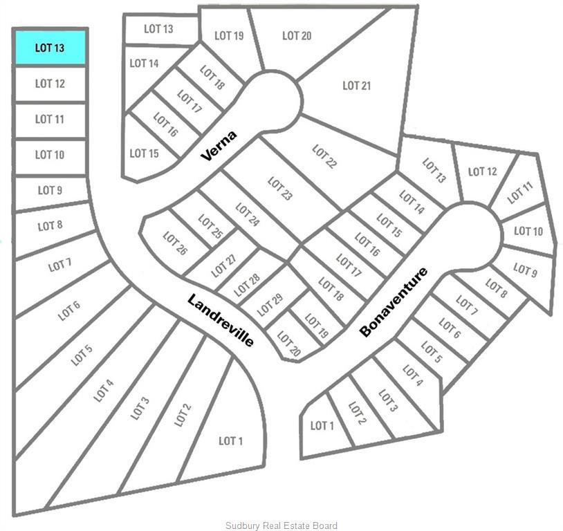 Lot 13 Landreville Drive, Sudbury, Ontario (ID 2091040)