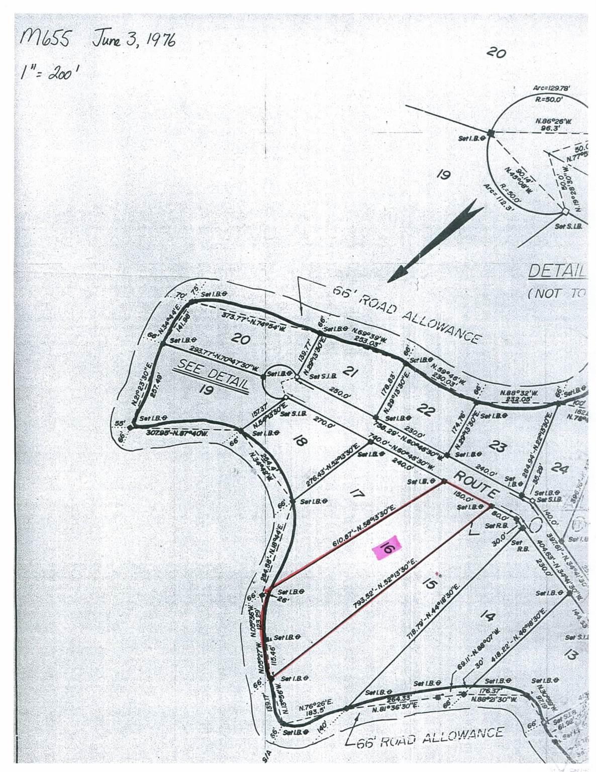 82 Storm Bay Rd., Branch Rd. #16B (ID TB200544)
