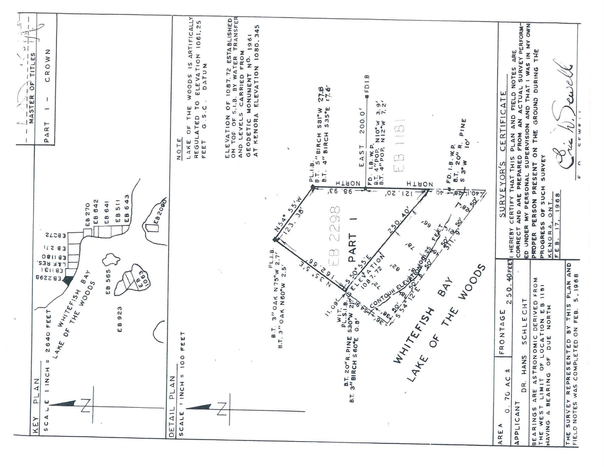 241 Woodland Road, Sioux Narrows, Ontario (ID TB200564)