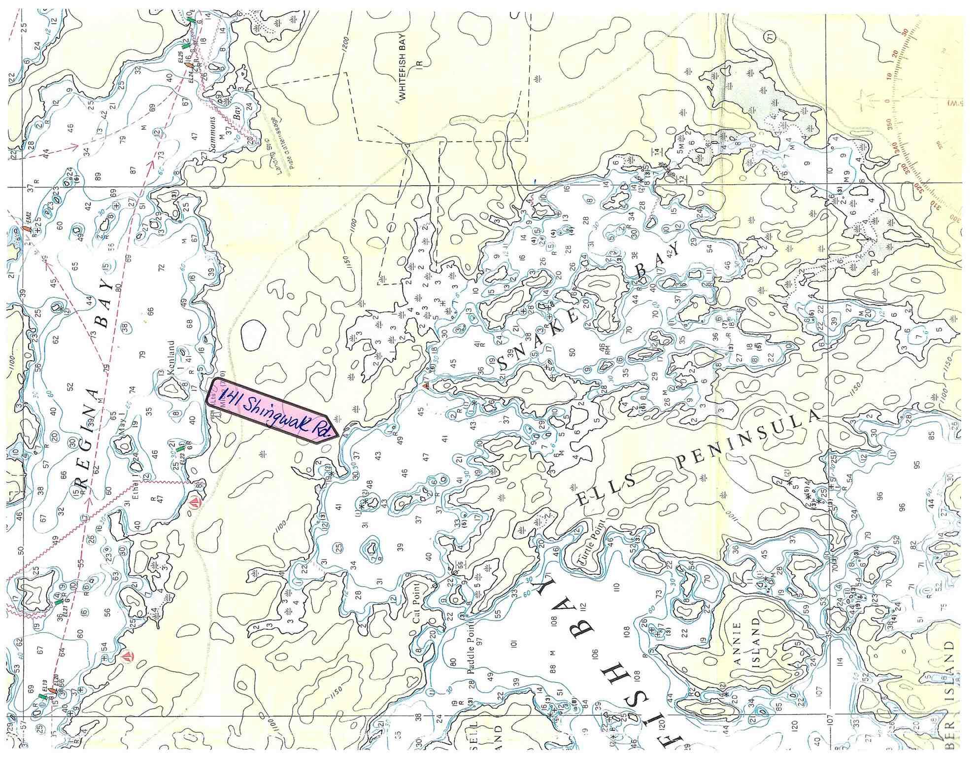 4 141 Shingwak Road, Sioux Narrows, Ontario (ID TB200640)
