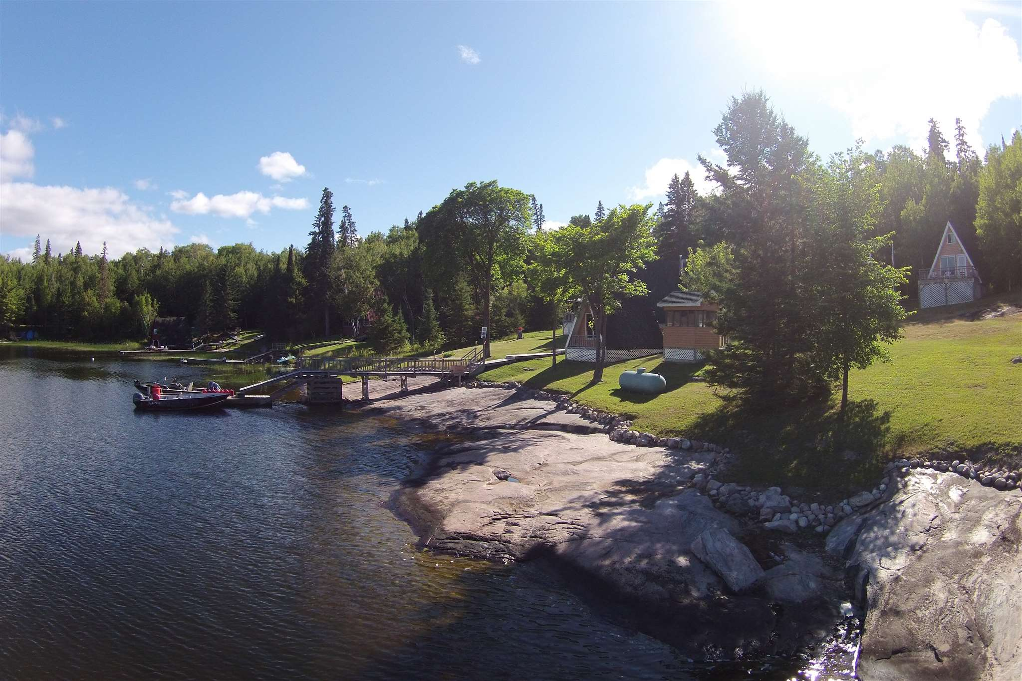 2 Harbour Island, Minaki, Ontario (ID TB183688)